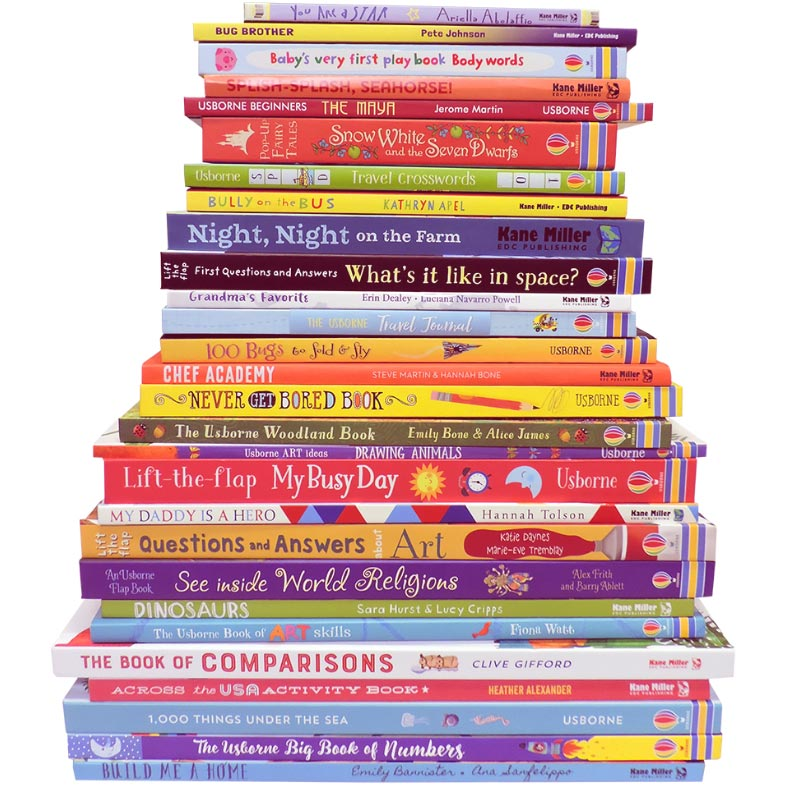 children's books from Usborne Books
