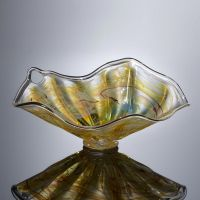 Aaron Bezdek handblown glass