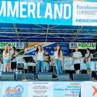 Summerland Facebook Community Stage