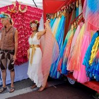 Fairy wings booth