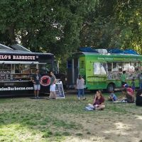 Food trucks serve up an array of fare